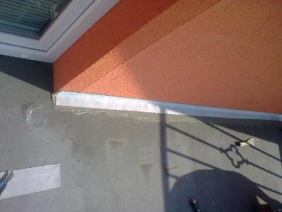 Provedení balkonů Kysilkovi Týniště nad Orlicí13