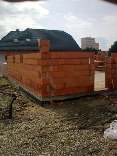 Hrubá stavba Týniště nad Orlicí