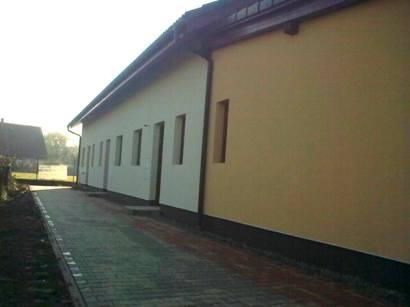 fasáda Třebechovice Národní gardy