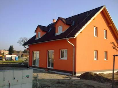 Rodinný dům Kysilkových Týniště nad Orlicí finální pohled 1