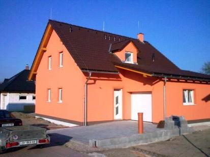 Rodinný dům Kysilkových Týniště nad Orlicí finální pohled 2