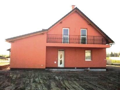 Rodinný dům Kysilkových Týniště nad Orlicí finální pohled